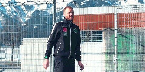 Matthias Maak von Wacker Innsbruck ließ sich Haare verpflanzen