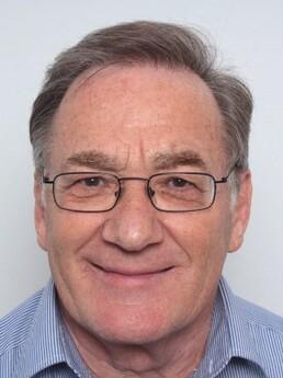Erich Köhldorfer nach der Behandlung