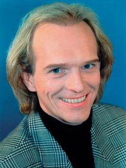 Ergebnis der Haartransplantation 1998