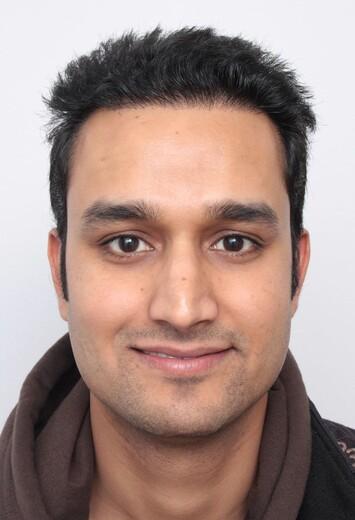 Rohit Singh dopo il trattamento