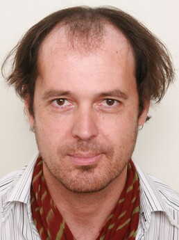 Dietmar Z. vor der Behandlung