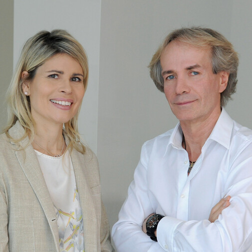 Claudia and Karl Moser