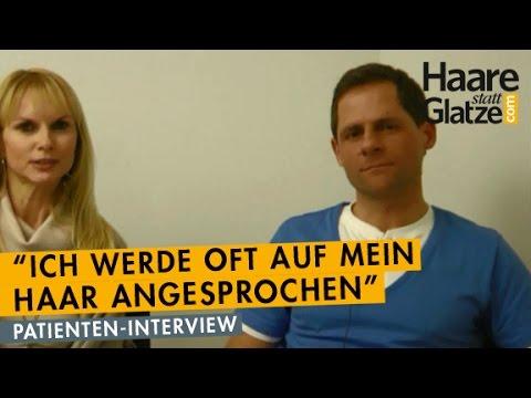 Haare statt Glatze: Erfahrungsbericht von Ing. Turnowsky