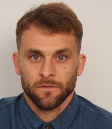 Philipp Huspek prima del trattamento