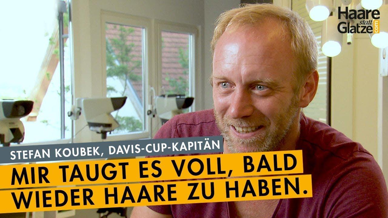Stefan Koubek: Haartransplantation in Wien - die Behandlung gefilmt | Haare statt Glatze