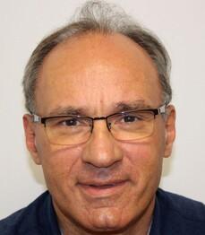 Erwin W. prima del trattamento