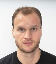 Matthias Maak vor der Behandlung