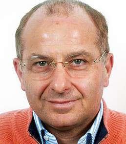 Francesco Iona before treatment