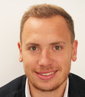 Dominik Hofbauer dopo il trattamento