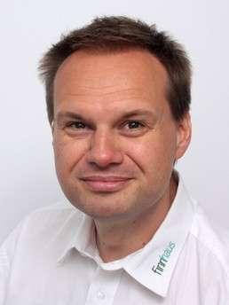 Thomas Weiß dopo il trattamento