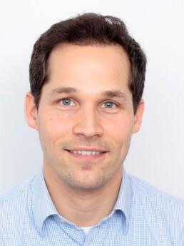 Clemens Schwaiger nach der Behandlung