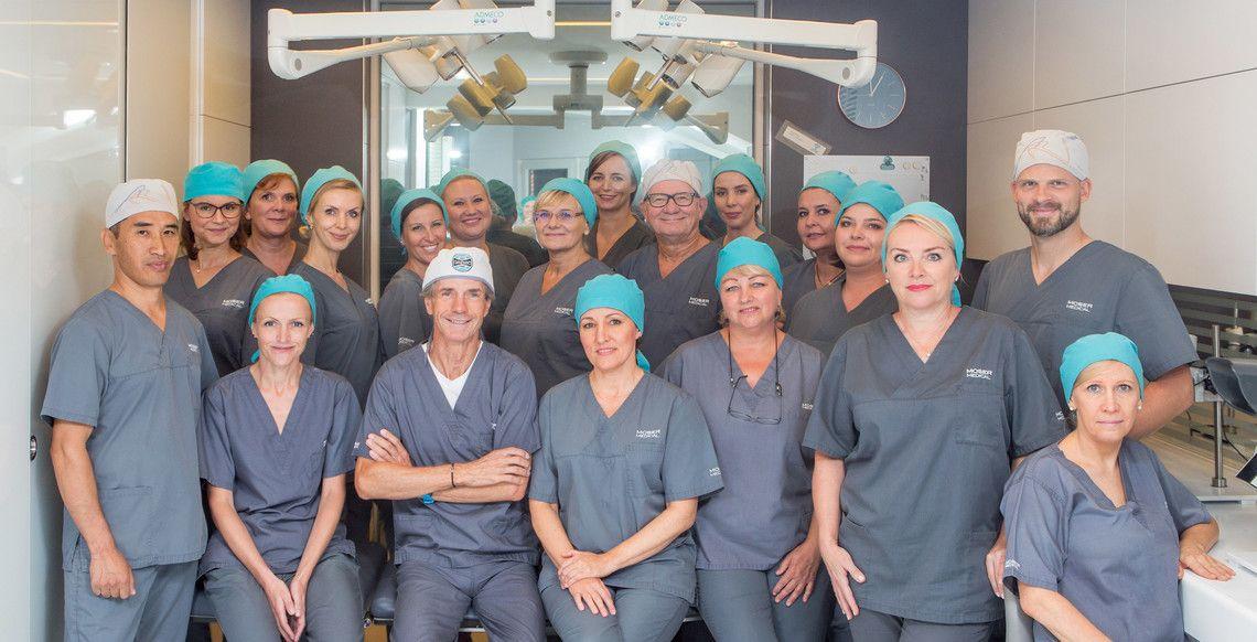 Moser Medical medizinisches Team