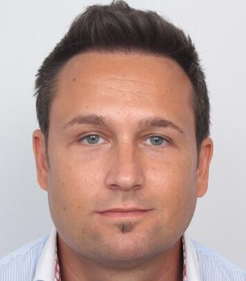Michael Werner dopo il trattamento