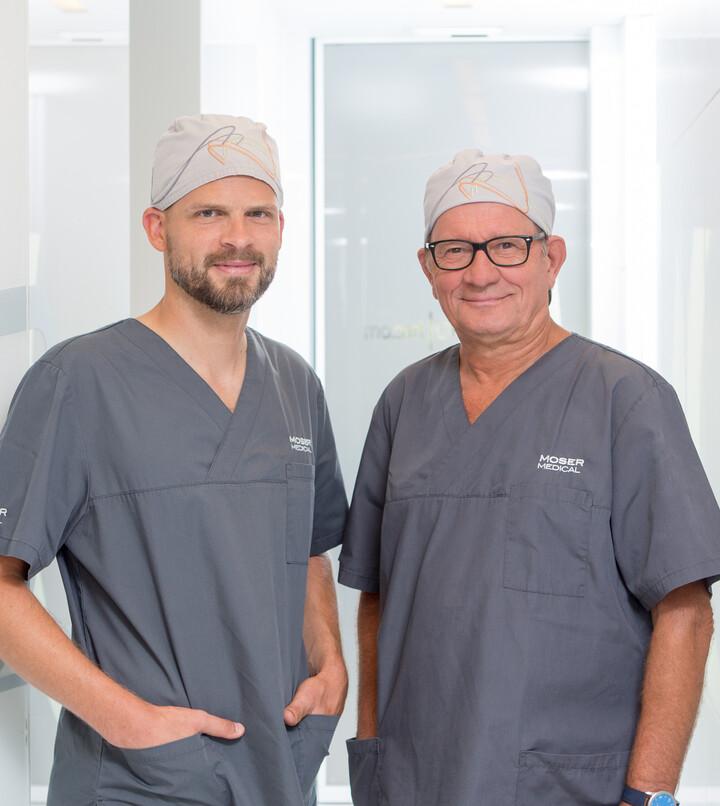 Dr.Markus Horacek und Dr. Gabriela Muschitz