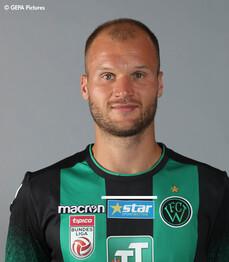 Fußballspieler Matthias Maak vor der Haartransplantation bei Moser Medical