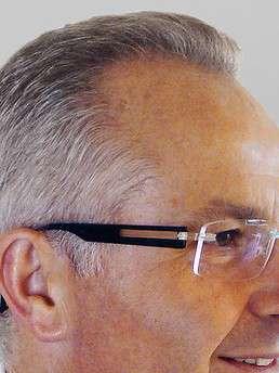 Francesco Iona after treatment
