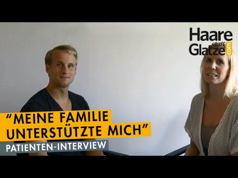 Hanno Douschan: Olympia-Teilnehmer mit Haartransplantation