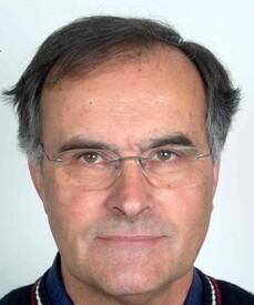 Josef Hackl prima del trattamento