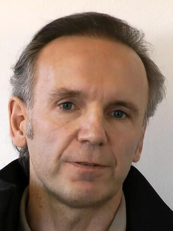 Helmut Grogger dopo il trattamento