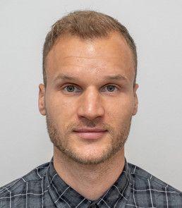 Matthias Maak nach der Behandlung