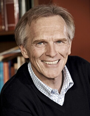 Peter Thurnhart dopo il trattamento