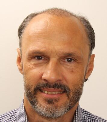 Hans O. dopo il trattamento