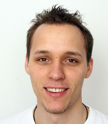 Stefan Dominik B. dopo il trattamento