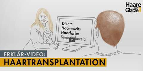 Hair Transplantation in 3 Minutes