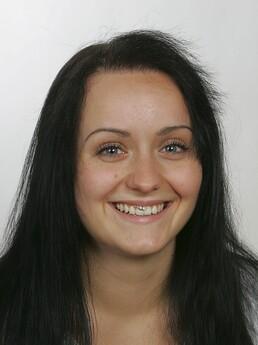 Stefanie Grill nach der Behandlung