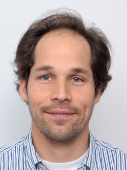 Clemens Schwaiger vor der Behandlung