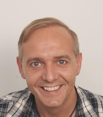 Hannes G. dopo il trattamento