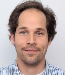 Clemens Schwaiger prima del trattamento