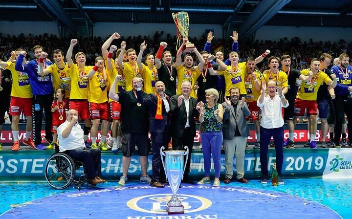 Moser Medical UHK Krems feiert Meistertitel