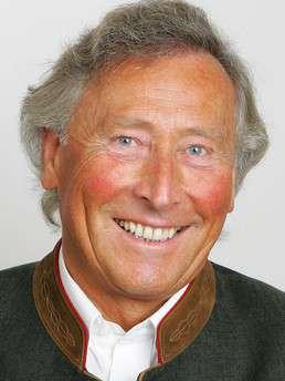 Alfons Wieland 1 Jahr nach seiner Haartransplantation 2012