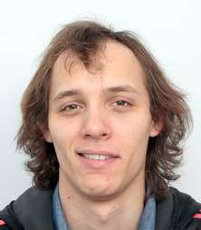 Stefan David B. vor der Behandlung