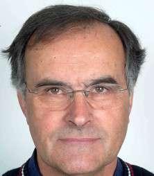Josef Hackl vor der Behandlung