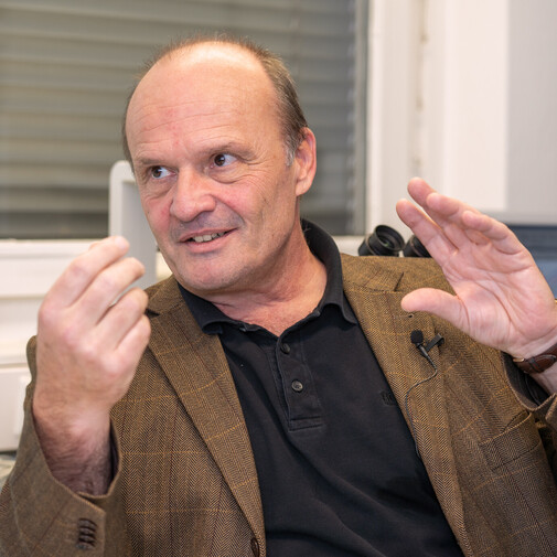 Prof. Dr. Walter Krugluger MBA